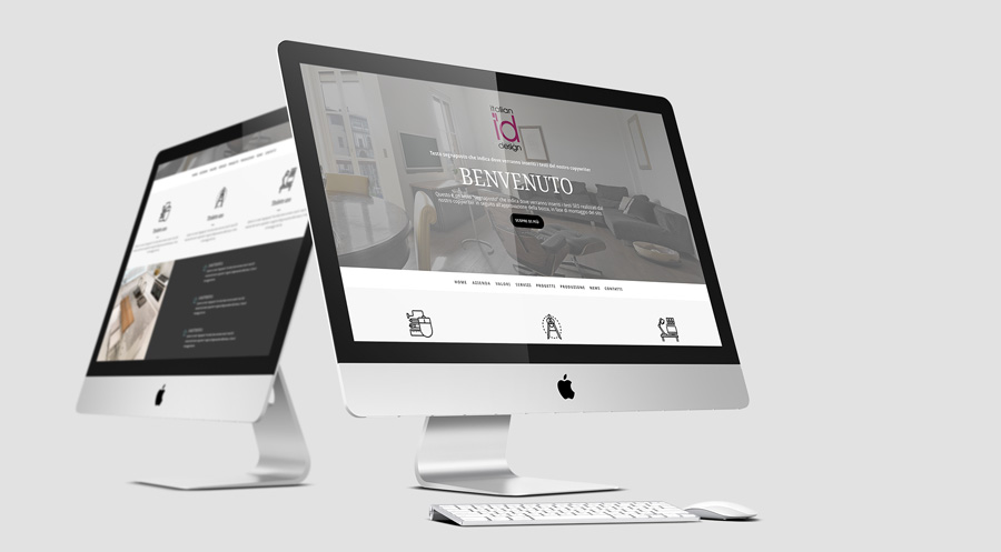 Online il nuovo sito ID Design!