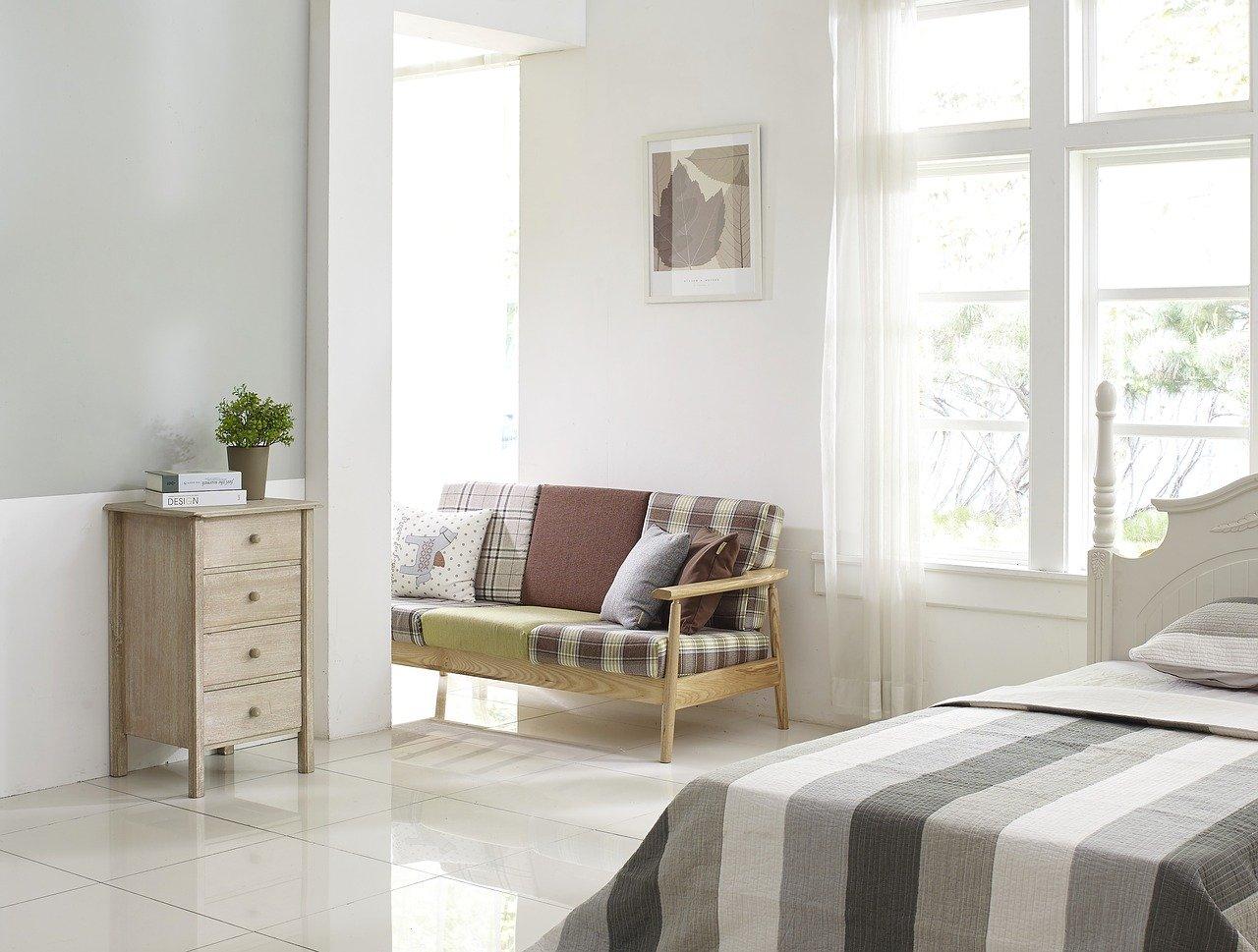 Le 6 migliori piante per decorare la camera da letto - Italian Design
